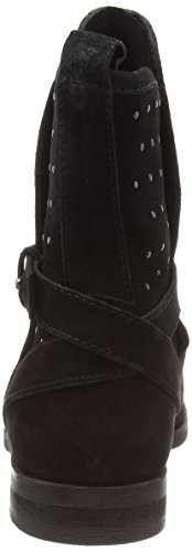 Pedro del Hierro Sport. Studded Ankle Boot, chaussons femme Noir