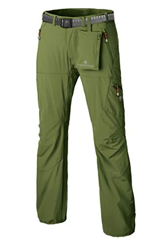 FERRINO Pantalon Hervey Homme Vert Taille 48