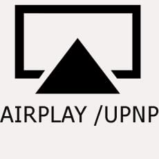 AirPlay Receiver - UPnP