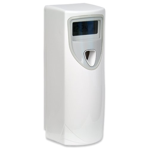 Duftspender programmierbar zur Raumbeduftung gegen schlechte Gerüche mit Batterien -