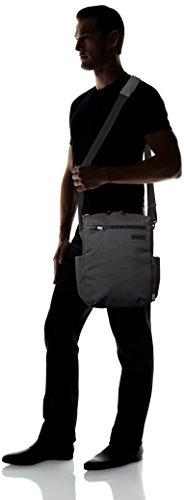 Pacsafe Intasafe Z250antifurto borsa da viaggio, Charcoal (grigio) - 25130 Charcoal