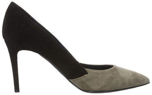 Pollini Pollini Shoes, Escarpins femme Beige (Beige + black 20A)