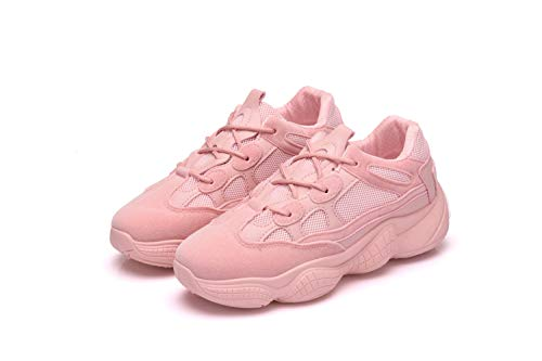 sneakers for cheap 54edb 197ab Lovelysi Femme Chunky Sneaker Basket Chaussures Retro Fitness Outdoor  Casual Sport Chaussures Antidérapant Léger Respirantes Confort