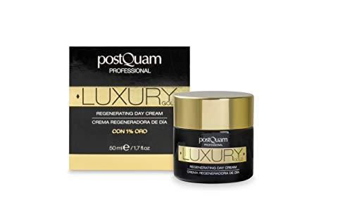 Postquam - Crema Día Luxury Gold | Crema Hidratante