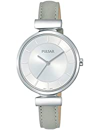 Pulsar Reloj analogico para Mujer de Cuarzo con Correa en Piel PH8415X1 a59f4ebe3077