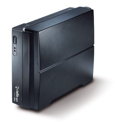 Riello Onduleur Externe Noir UPS Protect Plus PRP 850-CA220-240V480W/850VA-2...