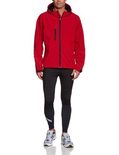 L848 Herren SOL?S Softshell Jacke mit Kapuze Replay (bis Größe 3XL) Pepper Red
