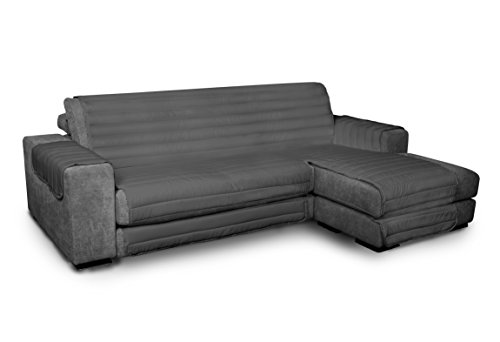 Datex Funda cubre sofà Elegant Humo 290cm