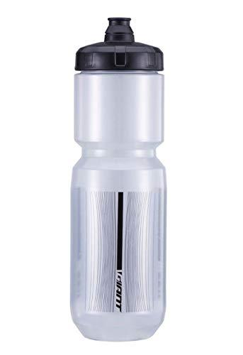 Giant Trinkflasche Bike Bottle 750 ml CC Fahrrad Radsport Transparent Clear BPA Free