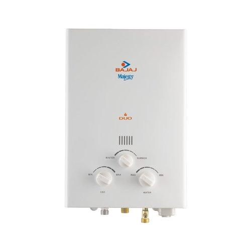 Bajaj Majesty Duo 5850-watt Lpg Water Heater