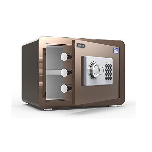 QFFL Caja fuerte, Cajas Fuertes, Caja Fuerte de Seguridad Digital con Código...