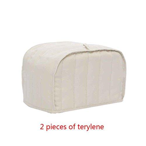 Provide The Best Küche Baumwolltuch Staubdichtes Brot-Hersteller-Maschine Toaster Vertuschung Fall Shade Hood-Abdeckungs-Schutz