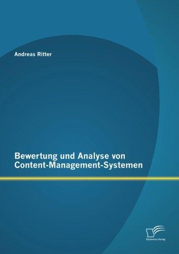 Bewertung und Analyse von Content-Management-Systemen