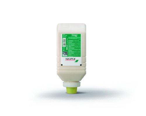 NEOPOL 2000ml Softflasche, Hautreiniger mit Reibemittel bei mittleren Verschmutzungen