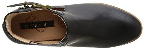 Neosens Riesling 436 Damen Stiefel & Stiefeletten Schwarz - Noir (Ebony)