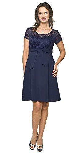 Elegantes und bequemes Umstandskleid, Brautkleid, Hochzeitskleid für Schwangere Modell: SANTIA,...