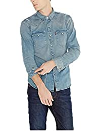 Levi's Herren Regular Fit Freizeithemd