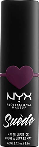 NYX Professional Makeup Suede Matte Lipstick Girl,