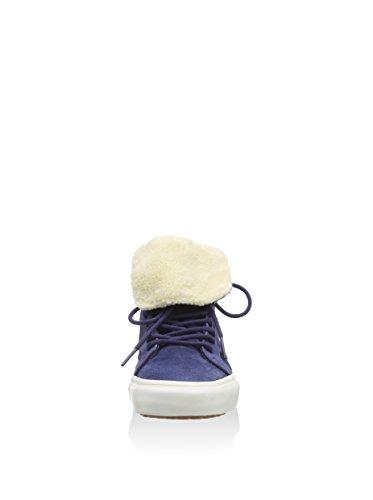 Vans - U Sk8-hi Zip T O Mt, Sneaker alte Unisex – Adulto Blu