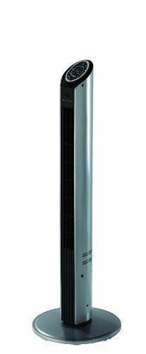 Bionaire Ultra Slim Tower Fan, Silver by Bionaire