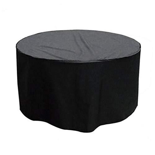Oval Rechteckiger Tisch (Outdoor Plane Draußen Gartenmöbel Abdeckung Runden Tisch Wasserdichte Sonnencreme Oxford Tuch Outdoor Schutz, Multi Größe (größe : 227 * 100cm))
