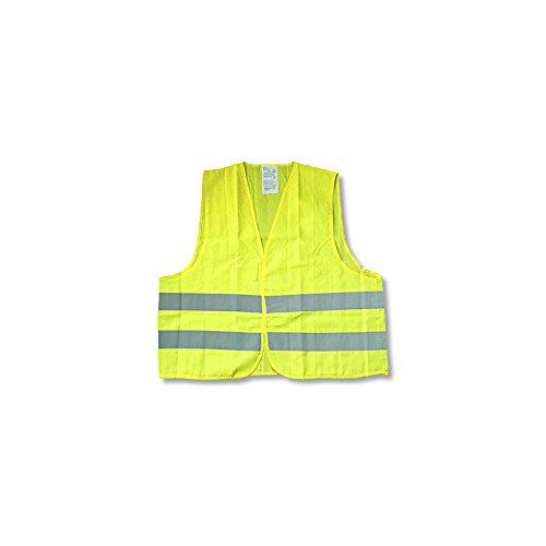 Preisvergleich Produktbild Sicherheits-Warnweste DIN EN 471 gelb