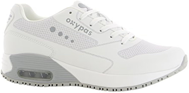 Gentiluomo Signora Oxypas ELAS4001LGR ELA SRC lavoro scarpe da ginnastica Molti stili Vendite Italia Forte calore e resistenza al calore | Ottima qualità  | Uomini/Donna Scarpa
