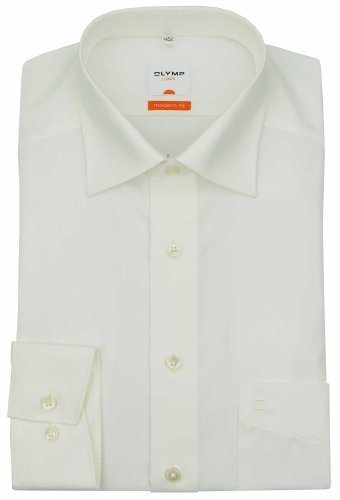 OLYMP - Chemise casual - Homme Champagne