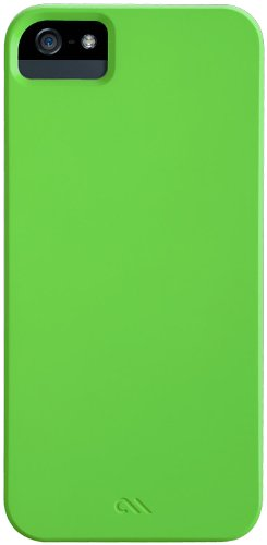 Case Mate CM022885  Barely There Case für Apple iPhone 5 Electric Green
