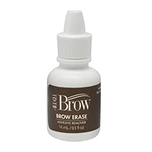 Ardell Brow - Brow Erase Adhesive Remover - 14ml / 0.5oz