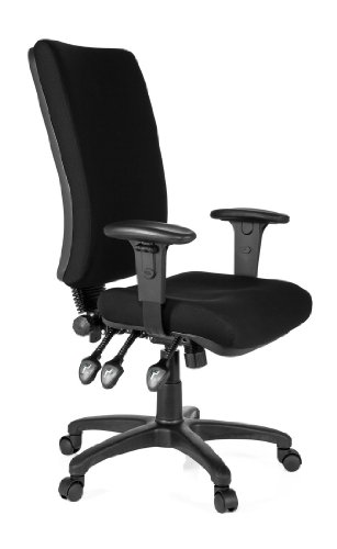 Great Buy for hjh OFFICE ZENIT HIGH Executive Chair – Black Review