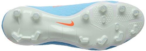 Fußballschuhe White Hypervenom III Nike Tart Blau Damen Chlorine Phatal Polarized Blue DF FG Blue qgBUHfxU