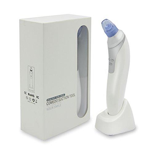 Akne-maschine (PHOEWON Multifunktion Mitesser Reiniger USB Elektrisch Vakuum Mitesserentferner Sauger Gerät Gesichts Porenreiniger Tote Haut Akne Entferner Maschine)