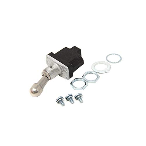 1NT1-1A Switch toggle 3-position SPDT ON-OFF-ON 6A/230VAC 20A/28VDC HONEYWELL - 20a Toggle