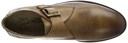 Fly London Hipo, Mocassins Homme Marron (camel)