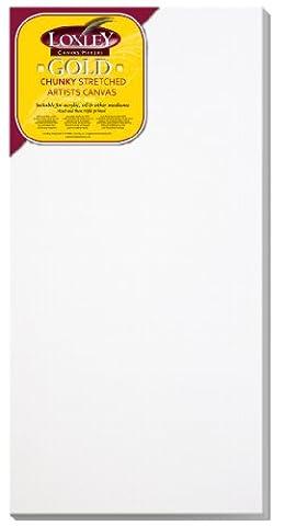 Loxley Gold 24 x 30 cm, 60 x 30 cm (Profondeur 37 mm Toile d