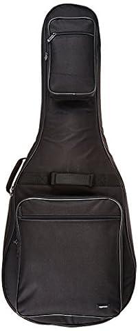 AmazonBasics Dreadnought Acoustic Guitar Bag - Black