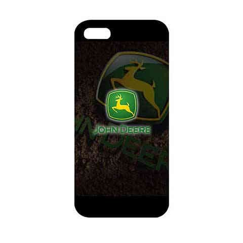Iphone 5 5s Hülle With John Deere Pattern Cover Für Iphone 5(Funky) (John Deere Monitor)