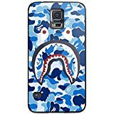a-bathing-ape-blue-shark-for-iphone-and-samsung-galaxy-case-hulle-samsung-galaxy-s5-black
