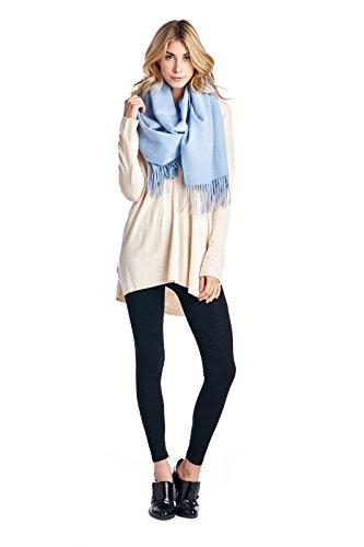 High Style - Châle - Femme Bleu - Blue Bell