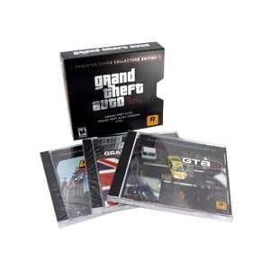 Grand Theft Auto Classics Collection (PC CD)