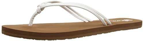 Tongs Volcom Forever And Ever - White-Blanc Blanc