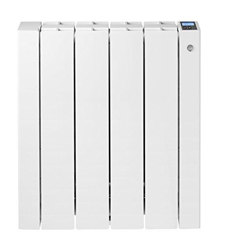 Acova 5010-0040 Soya LCD Radiateur électrique aluminium à inertie sèche