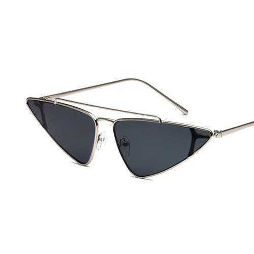 YLYZJH Mode Retro cat Eye Sonnenbrille cateye Sonnenbrille Vintage Eyewear männer Frauen uv400 Brille