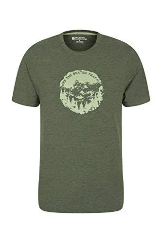 Mountain Warehouse Herren-T-Shirt mit Aufdruck