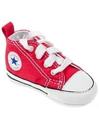 Converse Converse Sneakers - Zapatillas para bebés, color rojo