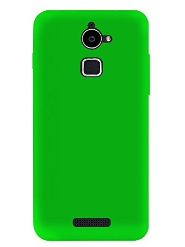 Wow Imagine™ Rubberised Matte Hard Case Back Cover for COOLPAD Note 3 LITE (5.0 inch) - Green