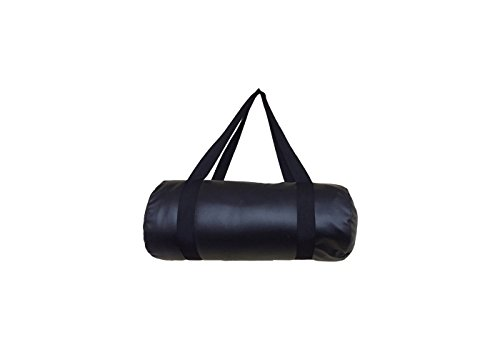 Aazeem 787Cms Softsided Polyester Black Gym Duffle Bag  available at amazon for Rs.209