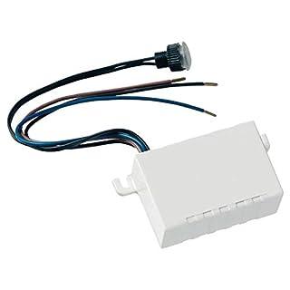 GEV Einbau-Dämmerungsschalter Aurora Mini LCI 16903, 230 V, Weiss