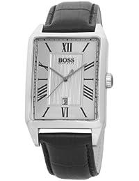 Hugo Boss Herren-Armbanduhr Analog Quarz Leder 1512438